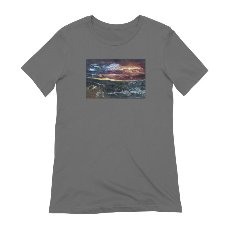 noahs ark Women's Extra Soft T-Shirt by Elevated Space