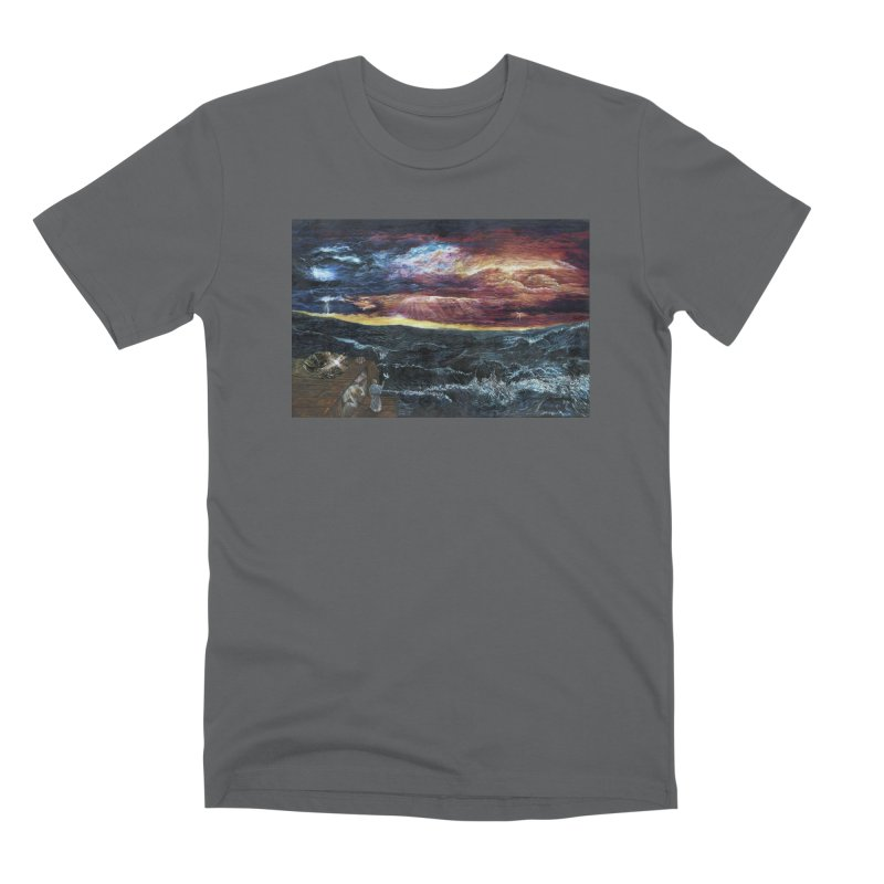 noahs ark Men's Premium T-Shirt by Elevated Space