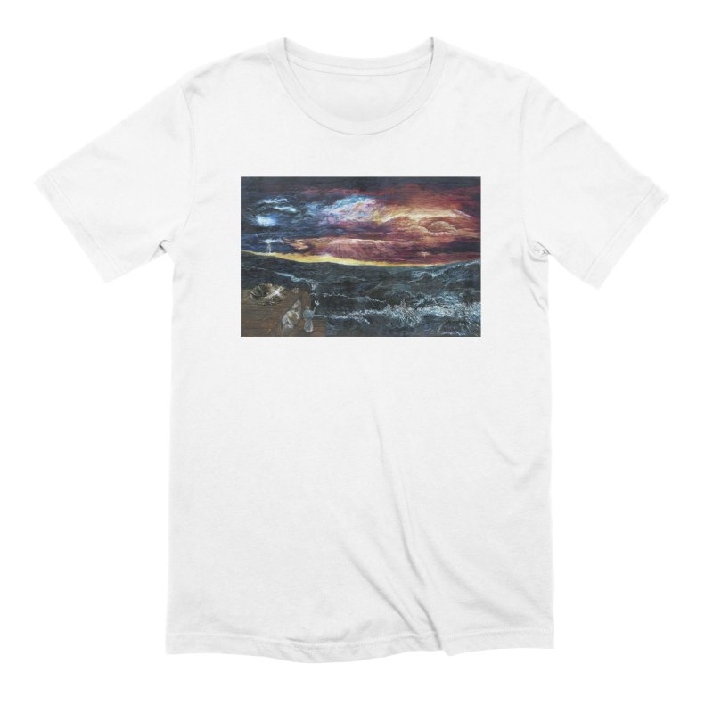 noahs ark Men's Extra Soft T-Shirt by Elevated Space