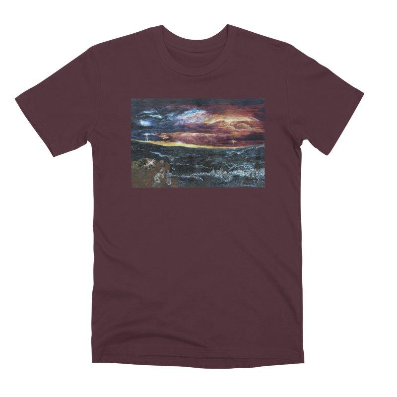 noahs ark Men's Premium T-Shirt by Elevated Space