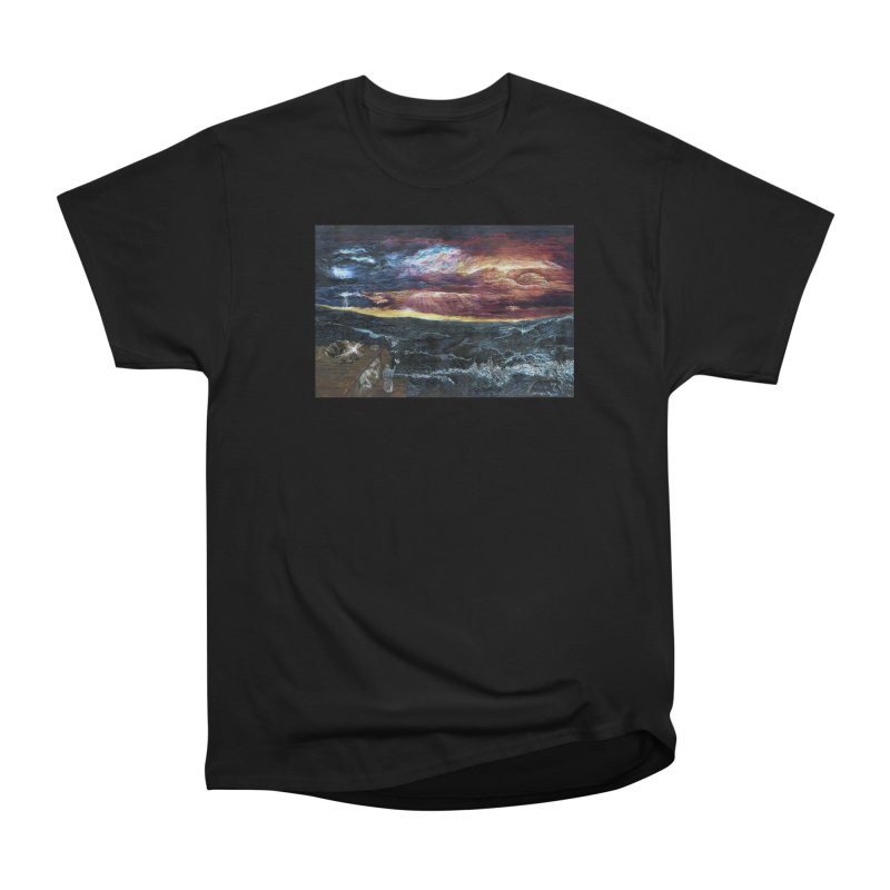 noahs ark Women's Heavyweight Unisex T-Shirt by Elevated Space