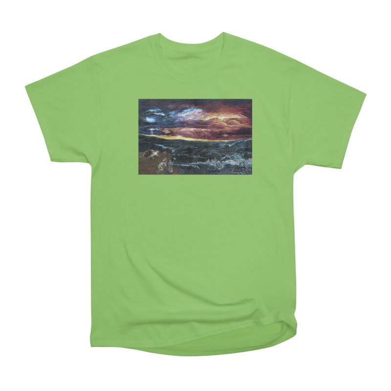noahs ark Men's Heavyweight T-Shirt by Elevated Space