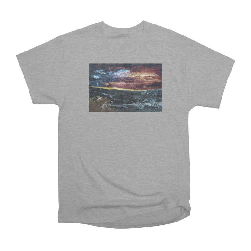 noahs ark Women's Heavyweight Unisex T-Shirt by Elevated Space