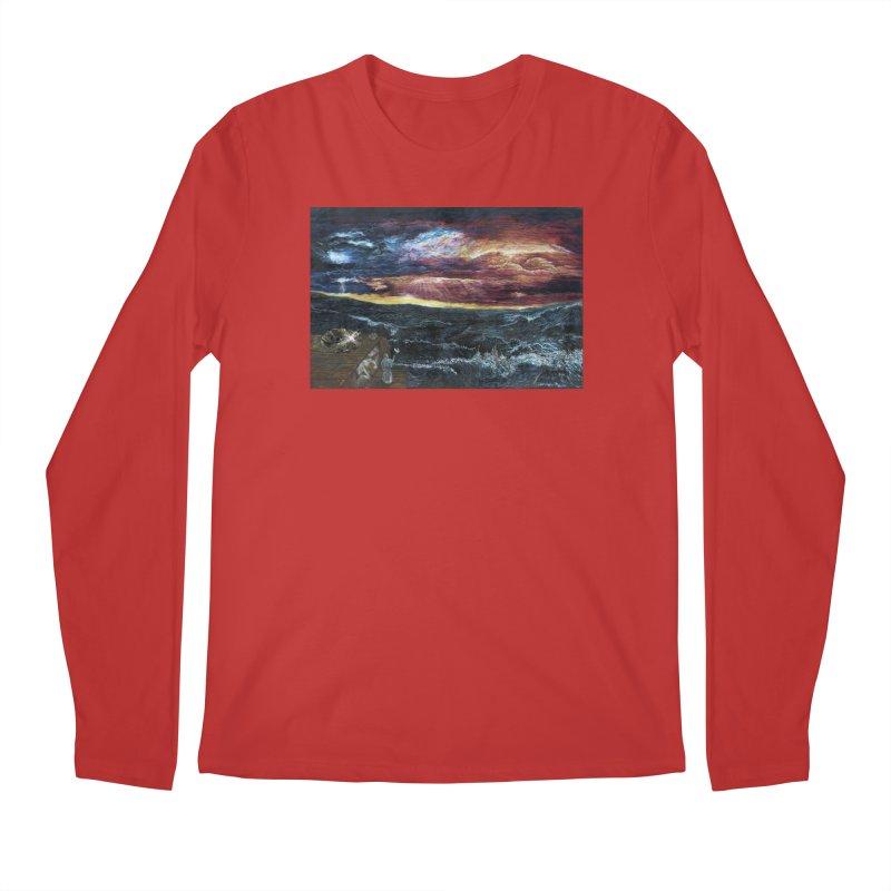 noahs ark Men's Regular Longsleeve T-Shirt by Elevated Space