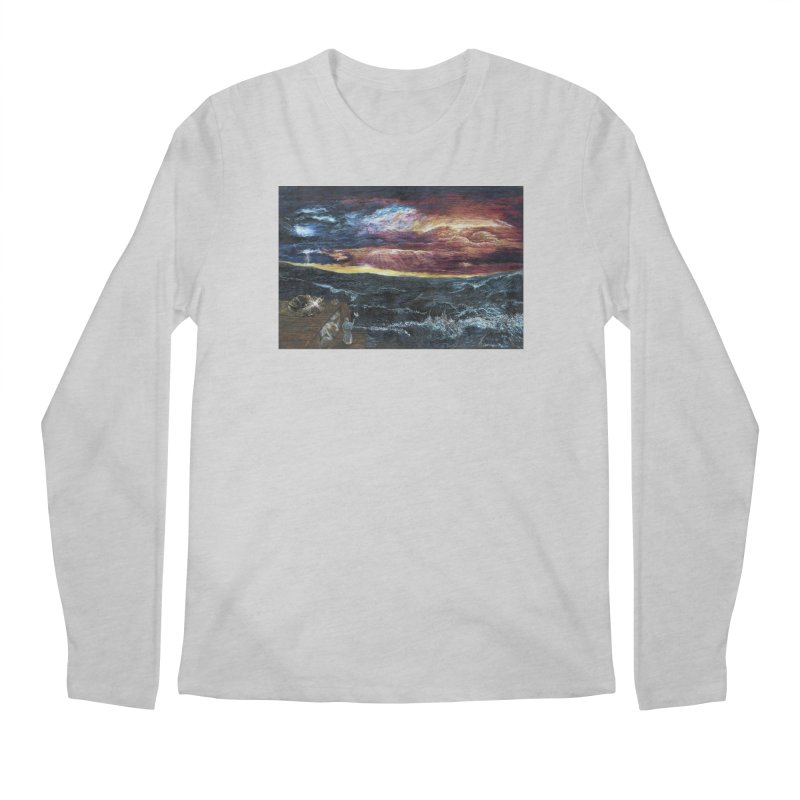 noahs ark Men's Regular Longsleeve T-Shirt by Elevated Space