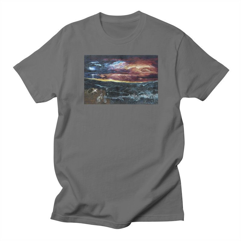 noahs ark Men's T-Shirt by Elevated Space