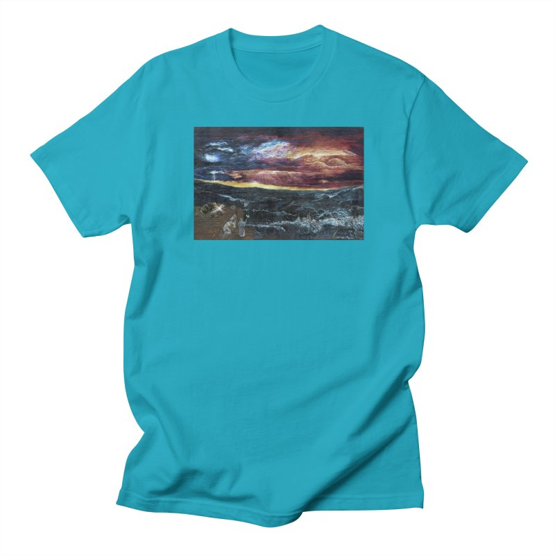 noahs ark Men's Regular T-Shirt by Elevated Space