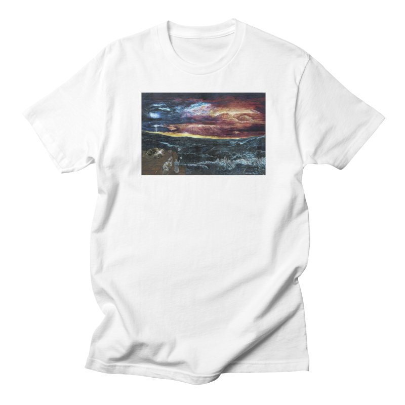 noahs ark Men's Regular T-Shirt by Elevated Space