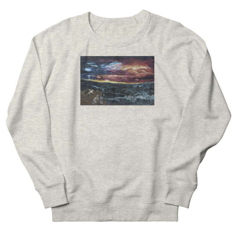 noahs ark Women's French Terry Sweatshirt by Elevated Space