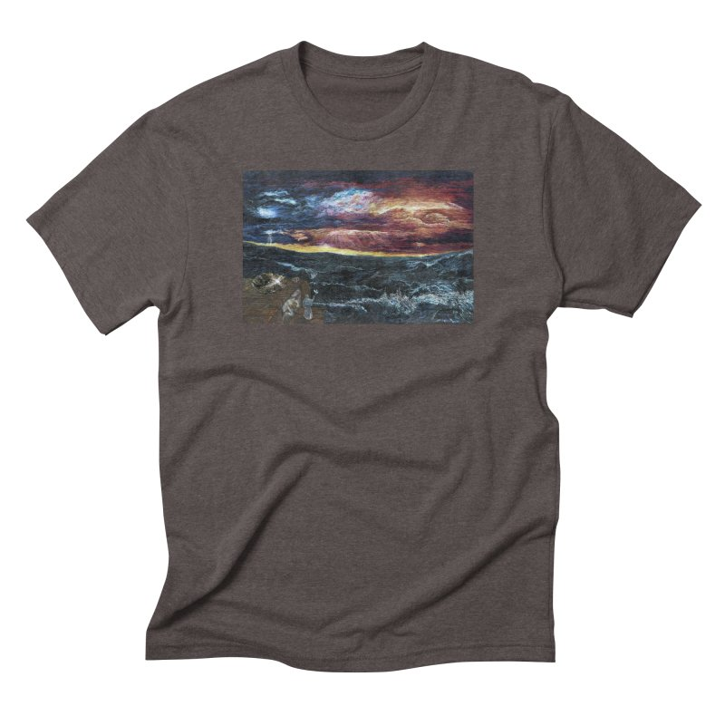 noahs ark Men's Triblend T-Shirt by Elevated Space