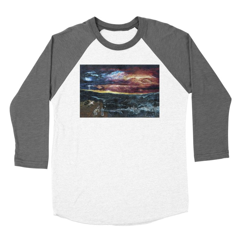 noahs ark Women's Baseball Triblend Longsleeve T-Shirt by Elevated Space
