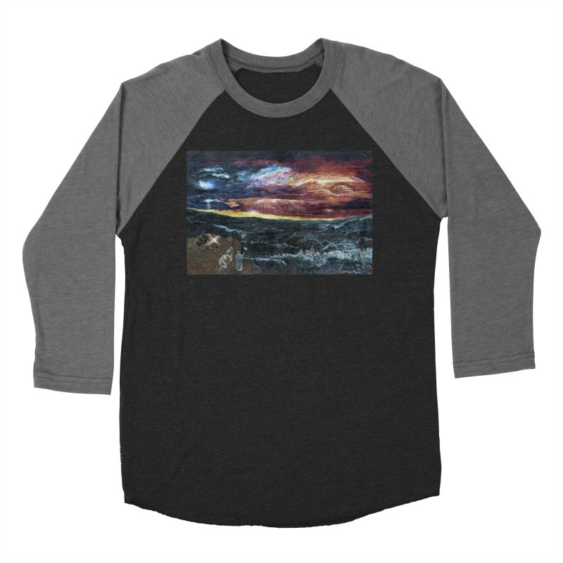 noahs ark Men's Baseball Triblend Longsleeve T-Shirt by Elevated Space