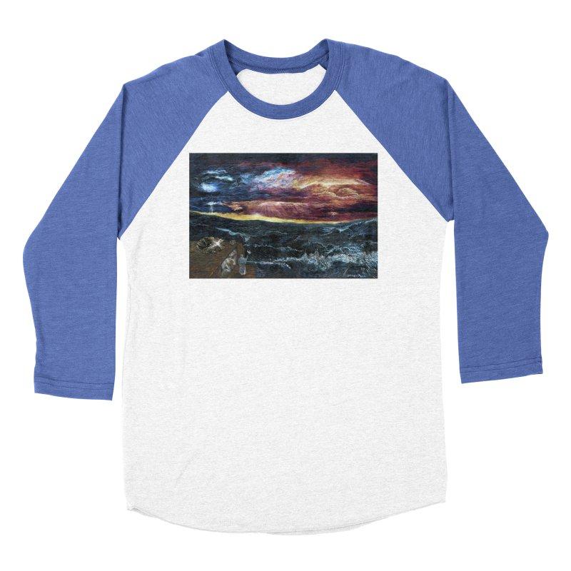 noahs ark Men's Baseball Triblend Longsleeve T-Shirt by Elevated Space