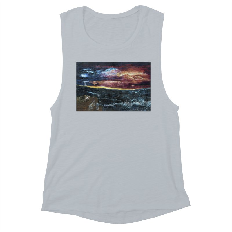 noahs ark Women's Muscle Tank by Elevated Space