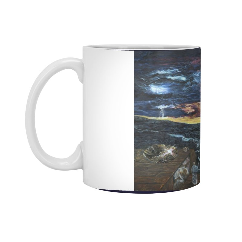noahs ark Accessories Standard Mug by Elevated Space