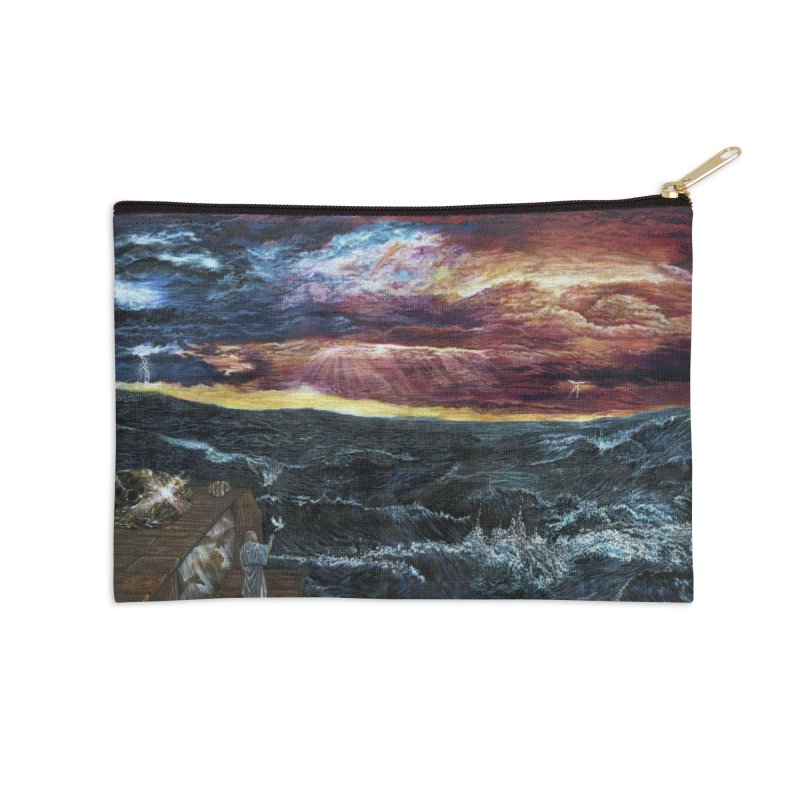 noahs ark Accessories Zip Pouch by Elevated Space