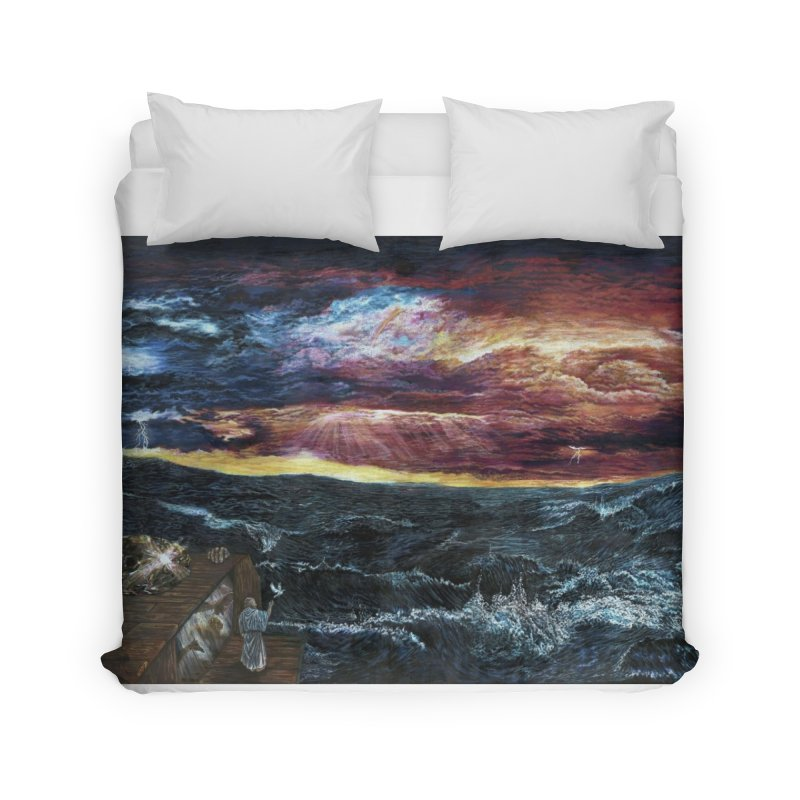 noahs ark Home Duvet by Elevated Space