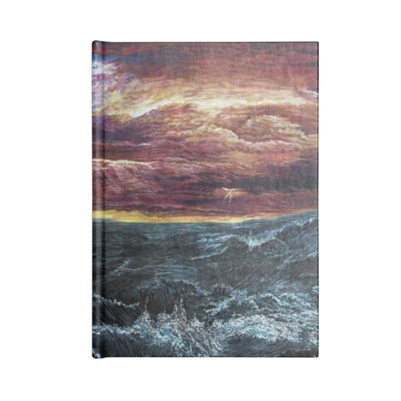 noahs ark Accessories Lined Journal Notebook by Elevated Space