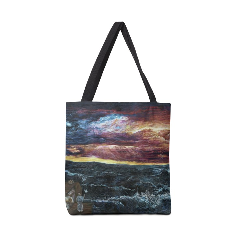 noahs ark Accessories Tote Bag Bag by Elevated Space