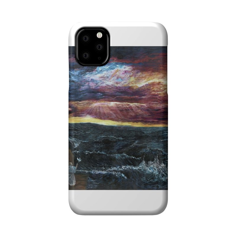 noahs ark Accessories Phone Case by Elevated Space