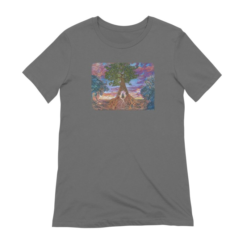 Birth Women's T-Shirt by Elevated Space