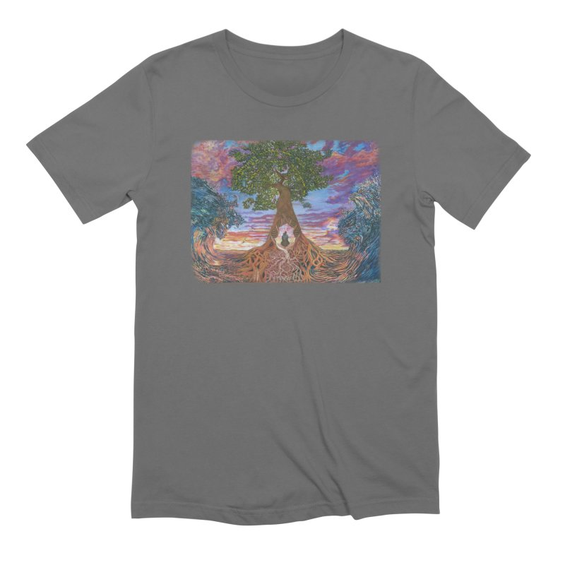 Birth Men's T-Shirt by Elevated Space