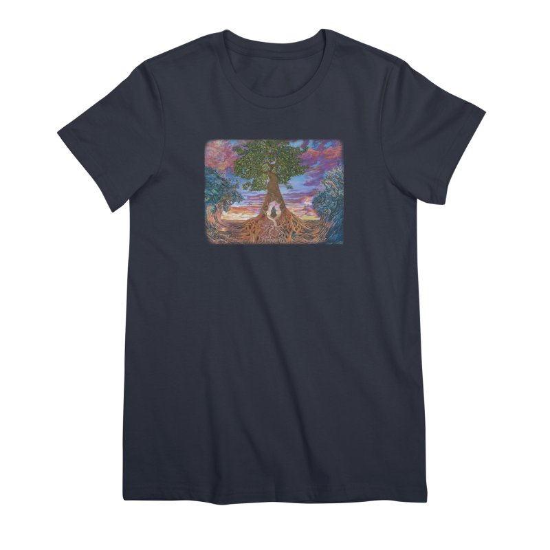 Birth Women's Premium T-Shirt by Elevated Space