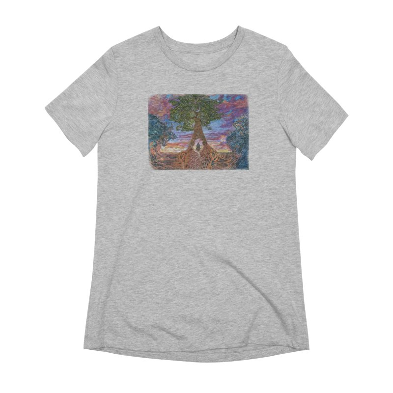 Birth Women's Extra Soft T-Shirt by Elevated Space