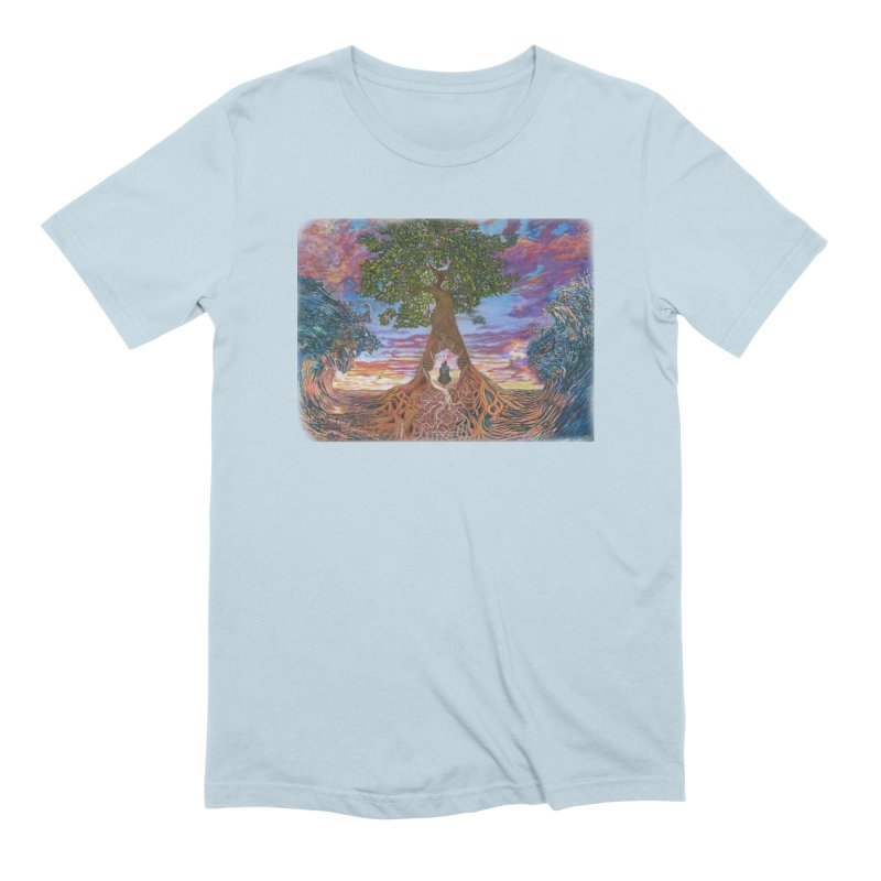 Birth Men's Extra Soft T-Shirt by Elevated Space