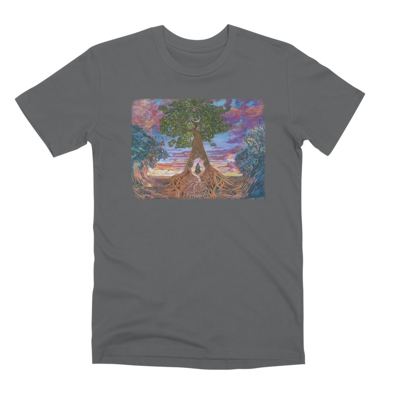 Birth Men's Premium T-Shirt by Elevated Space