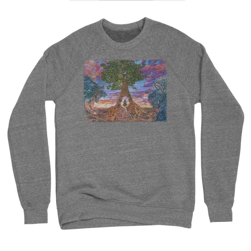 Birth Women's Sponge Fleece Sweatshirt by Elevated Space