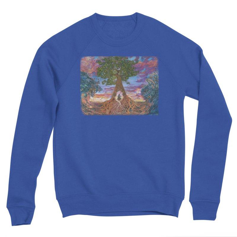 Birth Men's Sponge Fleece Sweatshirt by Elevated Space