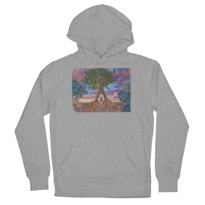 Birth Men's French Terry Pullover Hoody by Elevated Space
