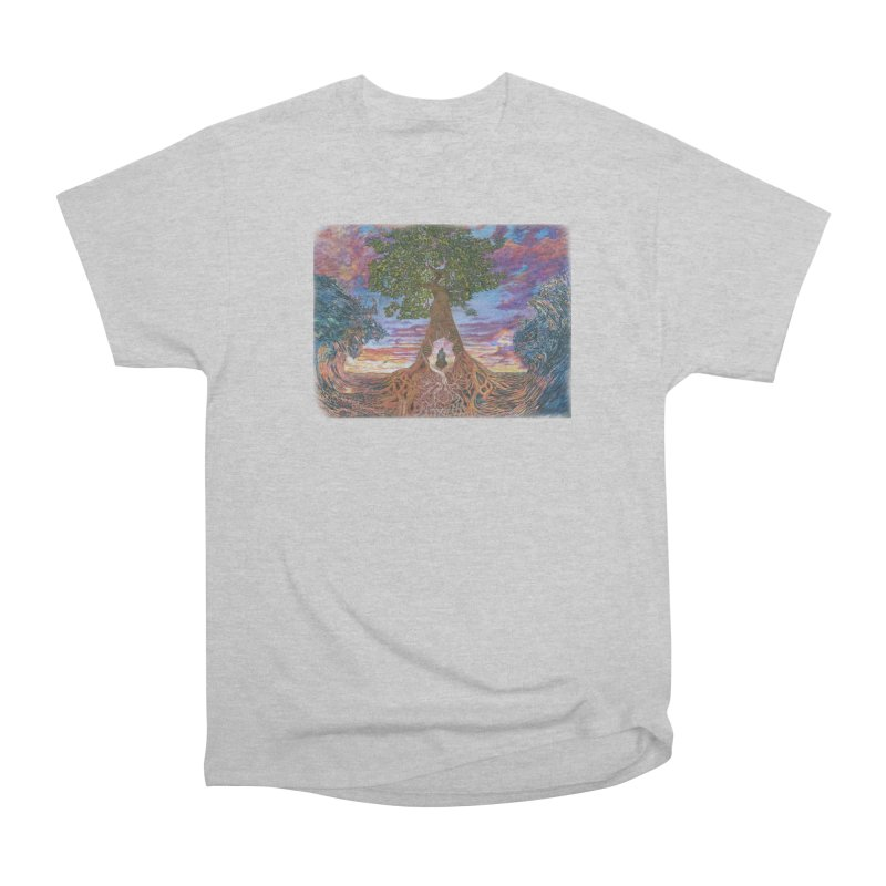 Birth Women's Heavyweight Unisex T-Shirt by Elevated Space