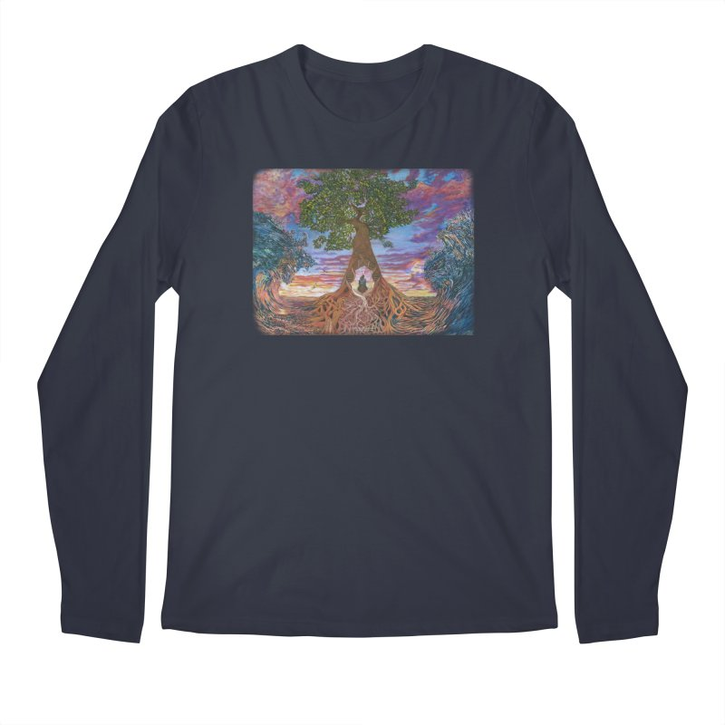 Birth Men's Regular Longsleeve T-Shirt by Elevated Space