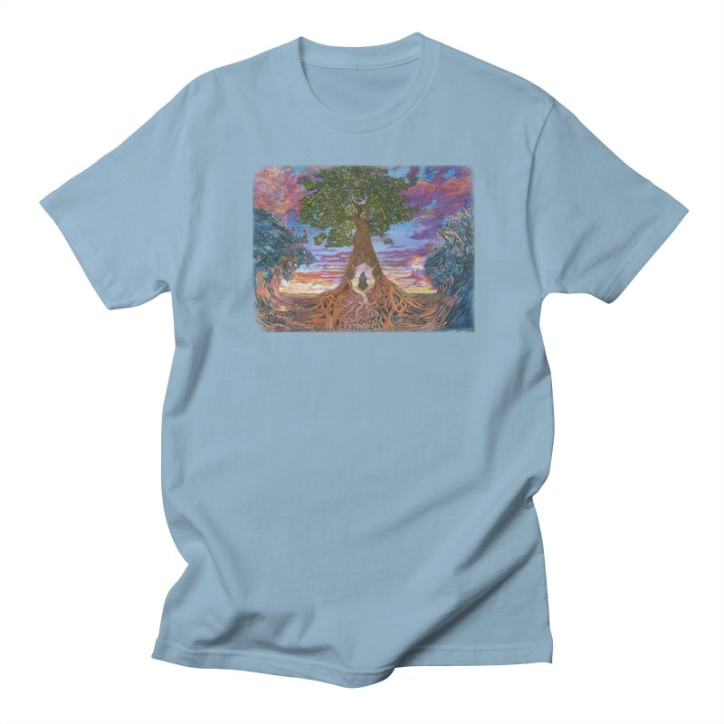 Birth Women's Regular Unisex T-Shirt by Elevated Space