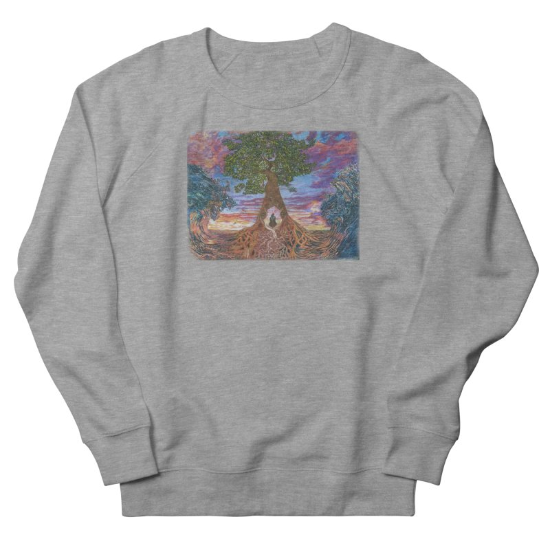 Birth Men's French Terry Sweatshirt by Elevated Space
