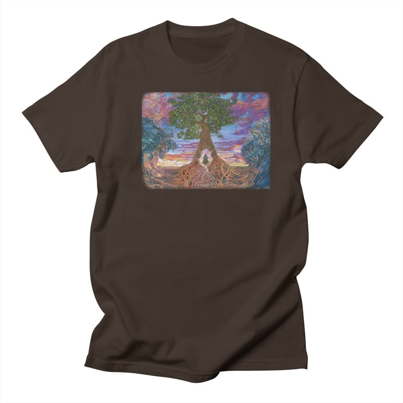 Birth Men's Regular T-Shirt by Elevated Space