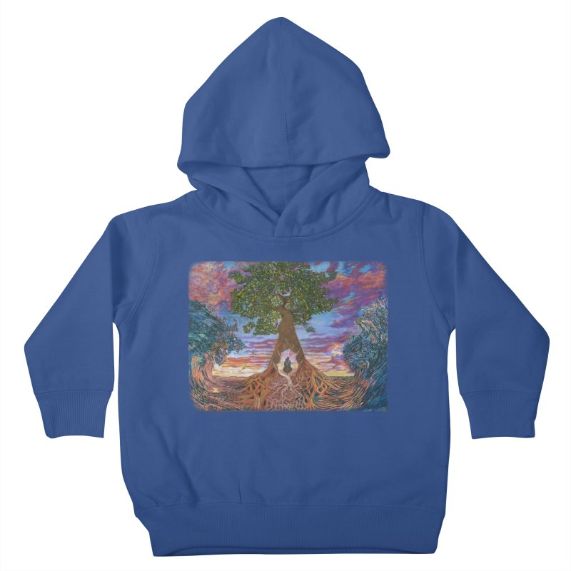 Birth Kids Toddler Pullover Hoody by Elevated Space