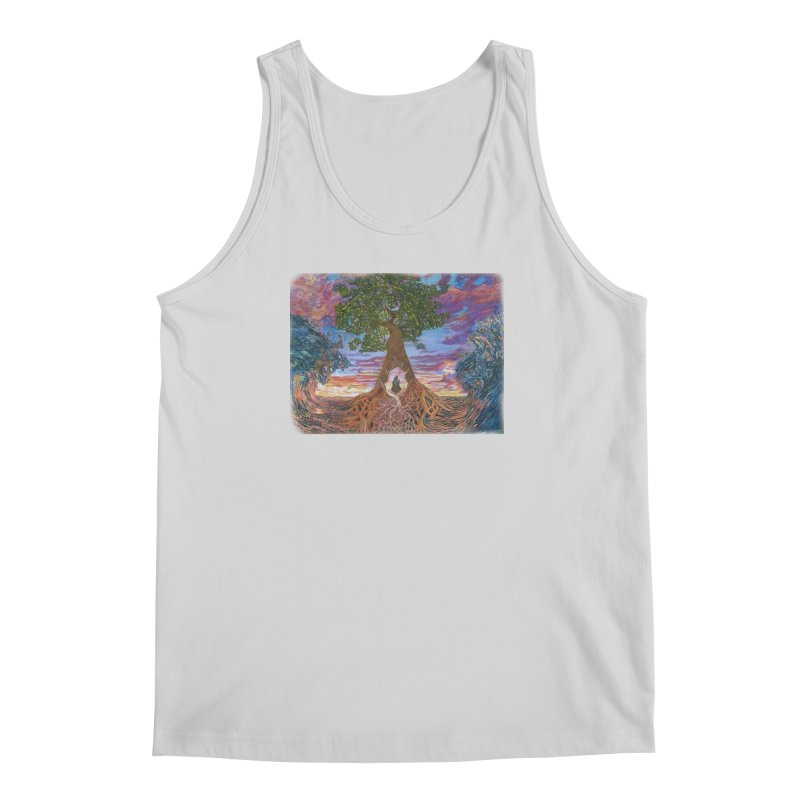 Birth Men's Regular Tank by Elevated Space