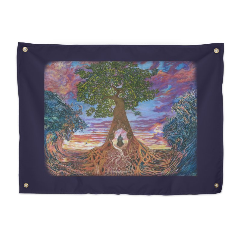Birth Home Tapestry by Elevated Space
