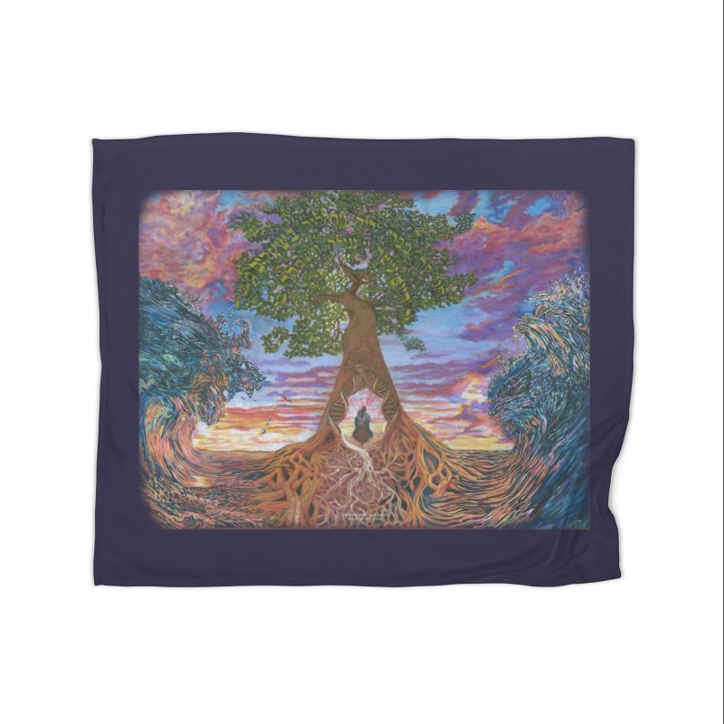 Birth Home Blanket by Elevated Space