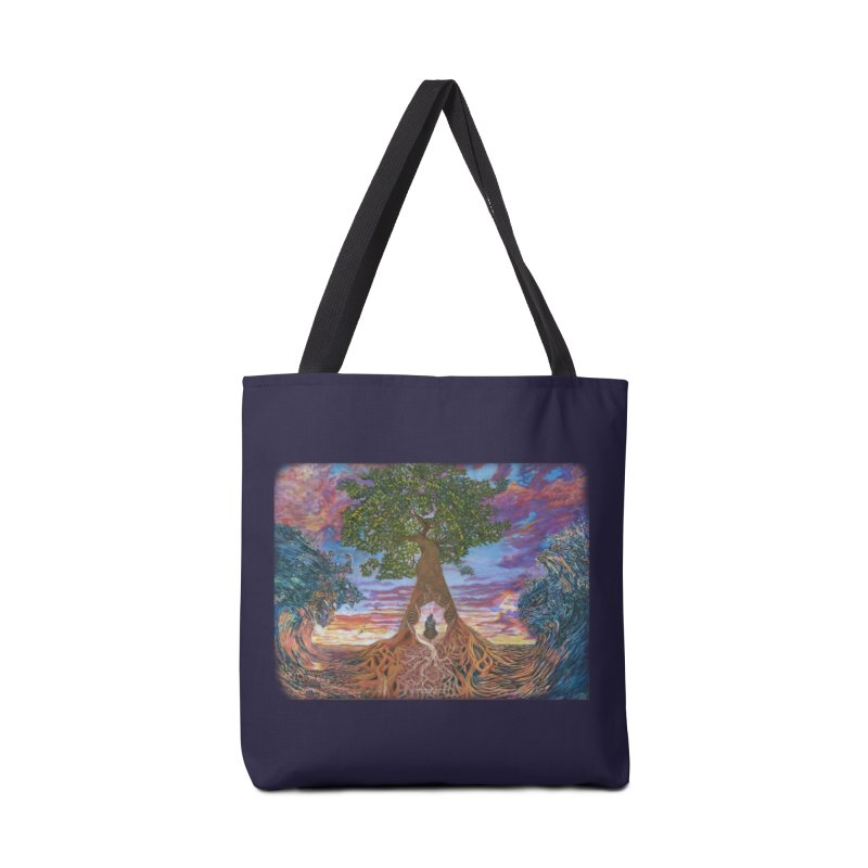 Birth Accessories Tote Bag Bag by Elevated Space