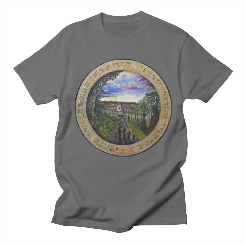 peace on earth Men's T-Shirt by Elevated Space