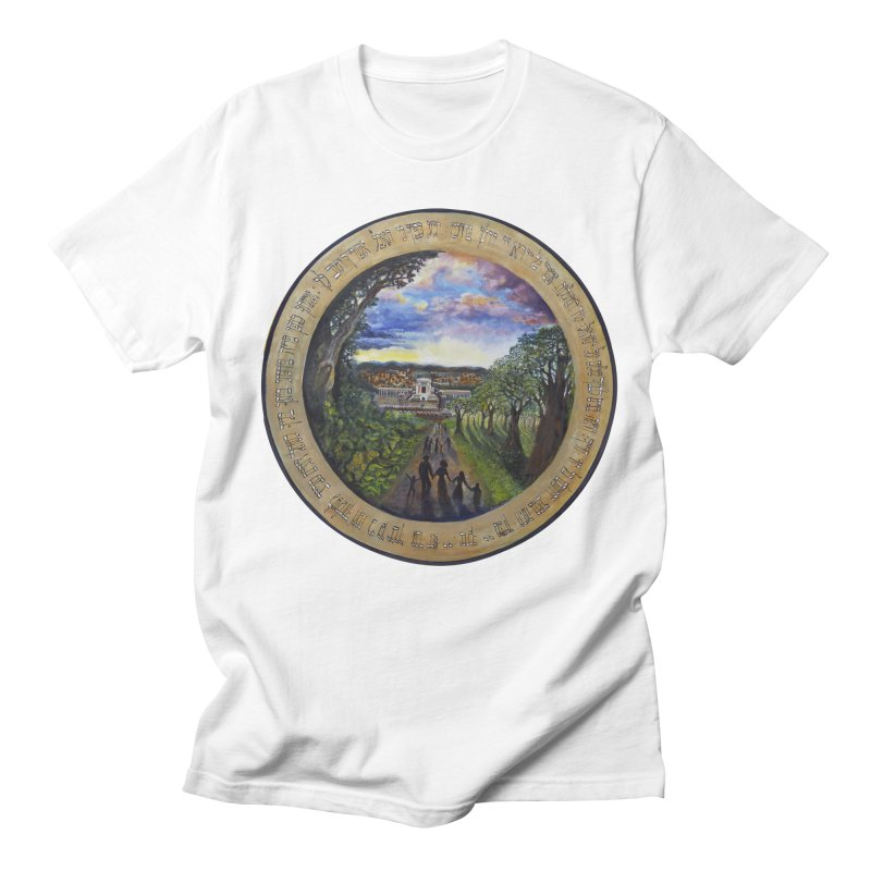 peace on earth Women's Regular Unisex T-Shirt by Elevated Space
