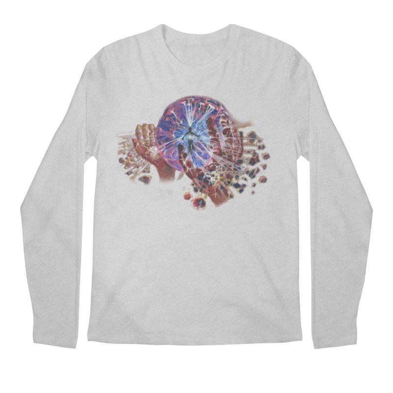 mind over matter Men's Regular Longsleeve T-Shirt by Elevated Space