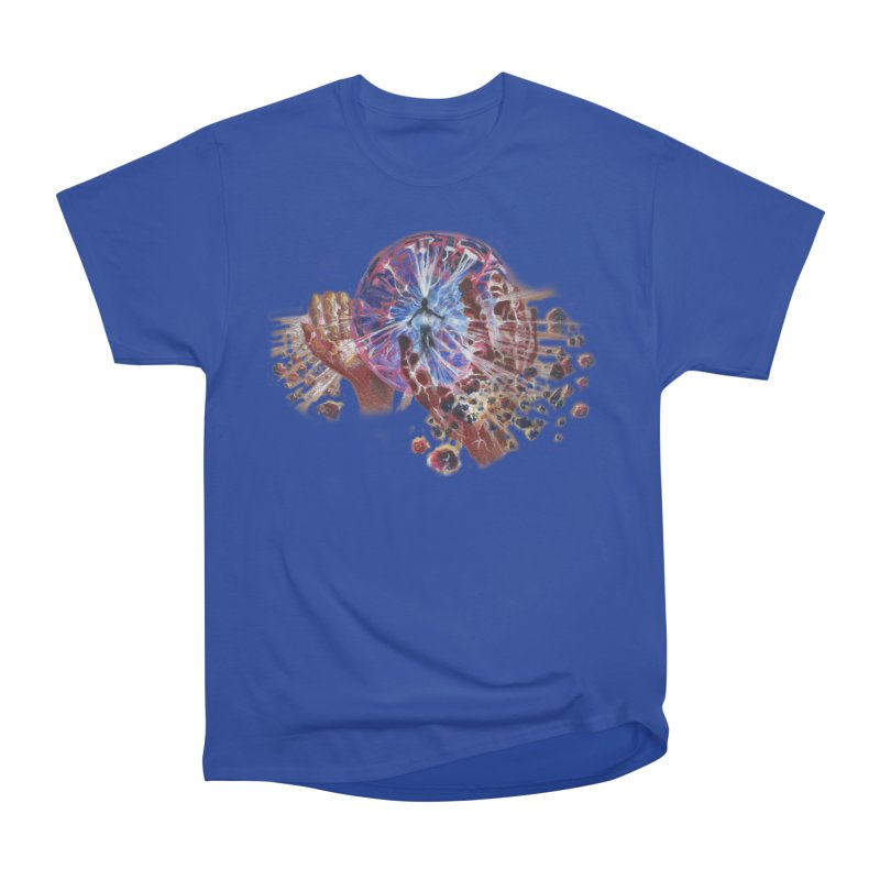 mind over matter Men's Heavyweight T-Shirt by Elevated Space