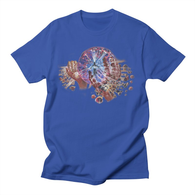 mind over matter Women's Regular Unisex T-Shirt by Elevated Space