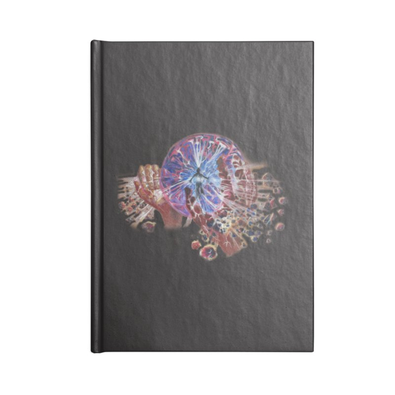 mind over matter Accessories Notebook by Elevated Space