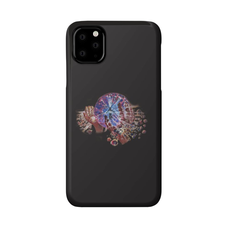 mind over matter Accessories Phone Case by Elevated Space